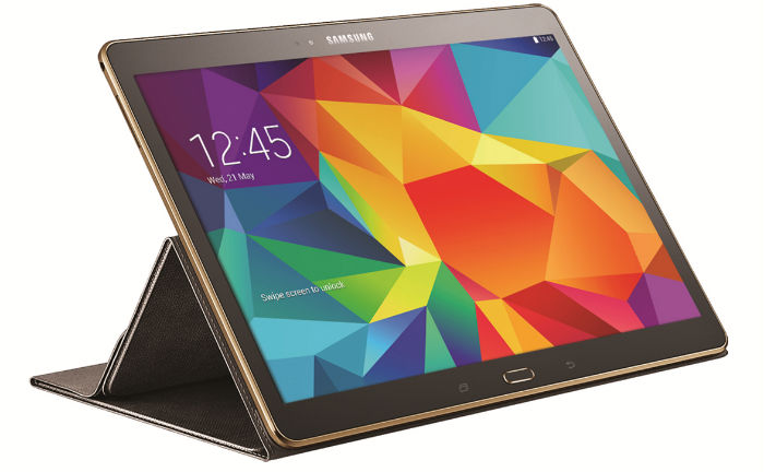 Samsung Galaxy Tab S 10,5 display