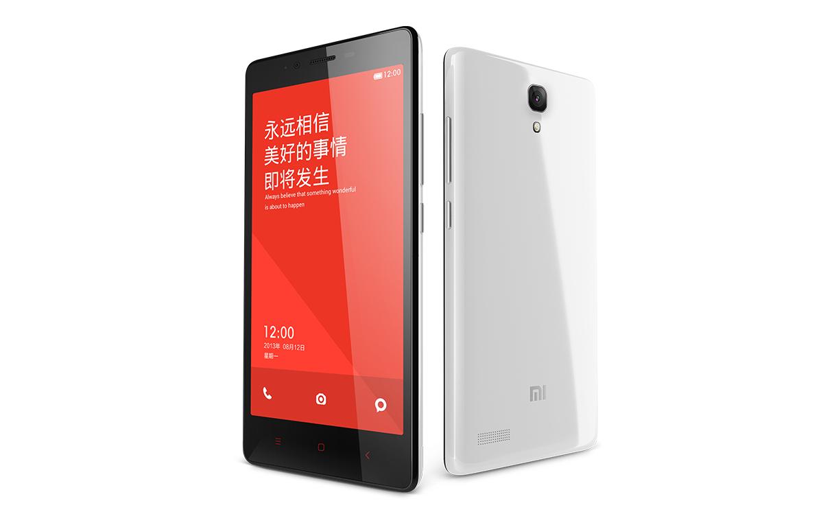 Xiaomi Red Rice 1S display e fotocamera