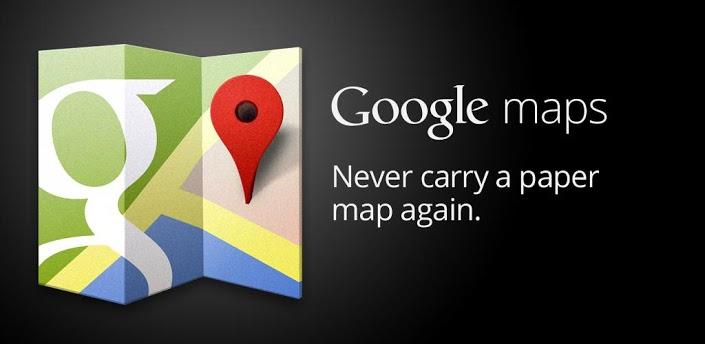 Google Maps: modalità notturna con l'aggiornamento alla versione 4.9.0