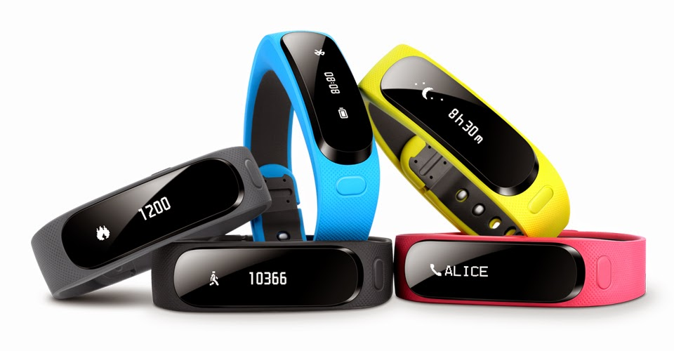 Huawei Talkband B1 vari colori