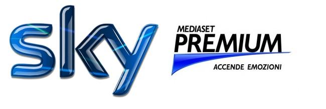 Mediaset Premium online vs Sky online