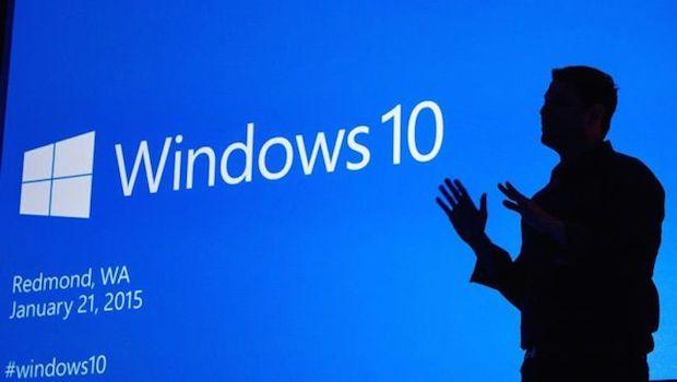Windows 10: ultima versione Boot camp 6 per Apple