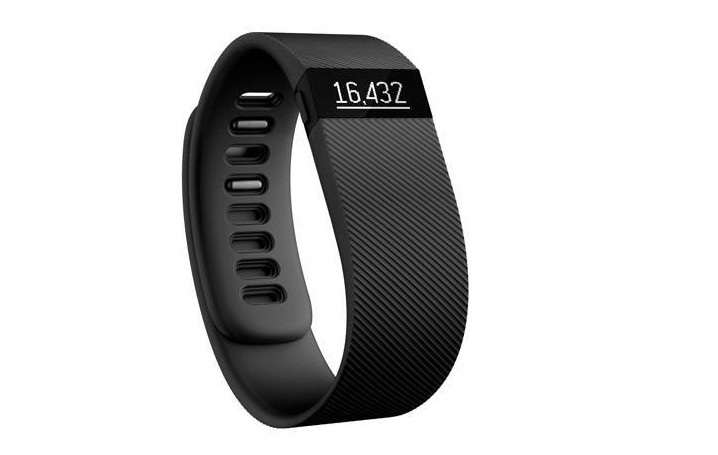 Fitbit Charge HR nero