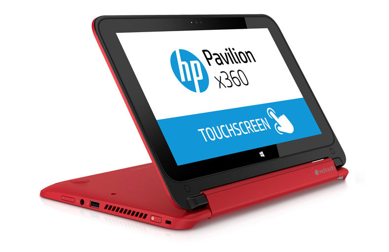 HP Pavilion X360 display