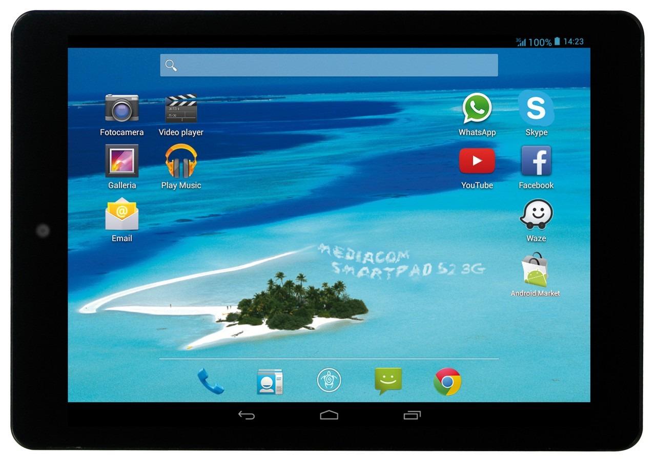 SMARTPAD 7.0 S2 3G display