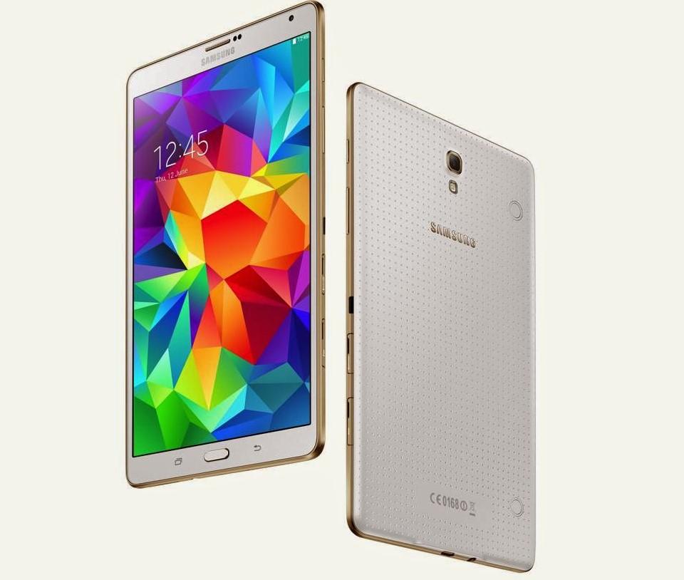 Samsung Galaxy Tab S 8.4 VS Tab 3 8.0