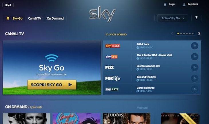 Sky Go