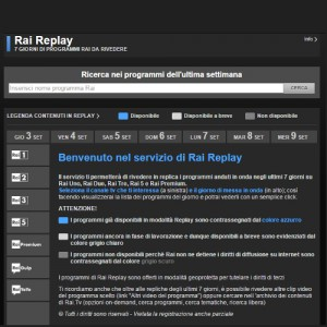 Rai Replay