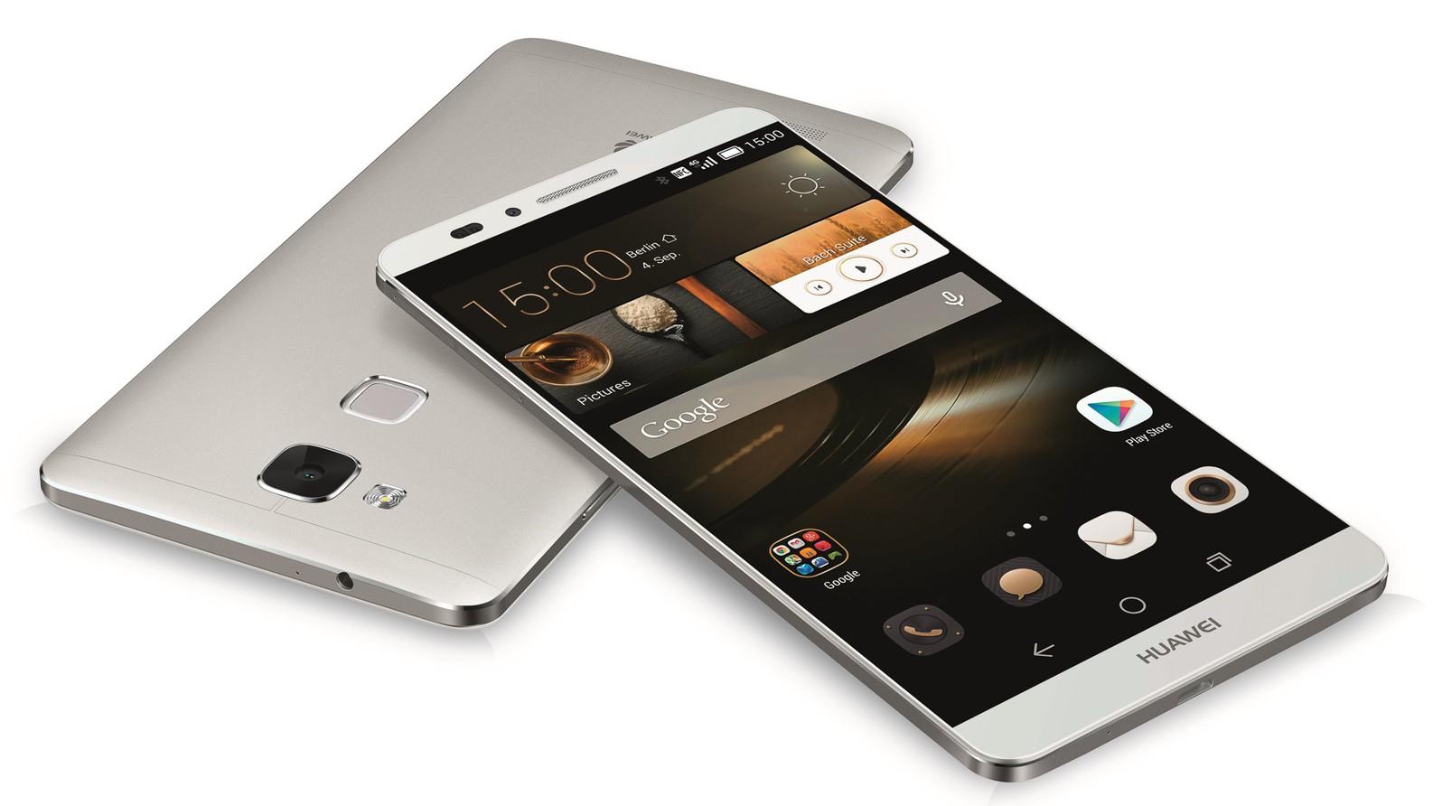 Huawei Ascend Mate 7 gold dual sim