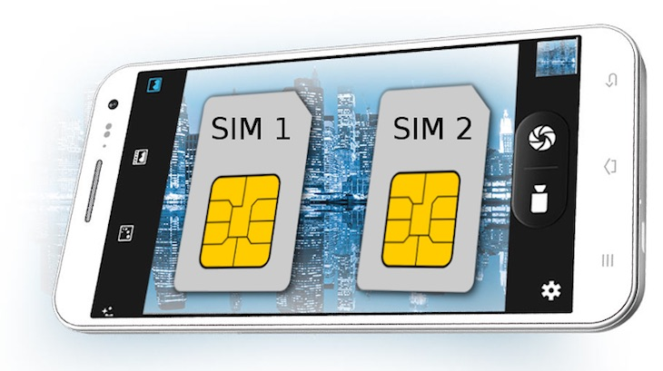 Smartphone Android Dual Sim