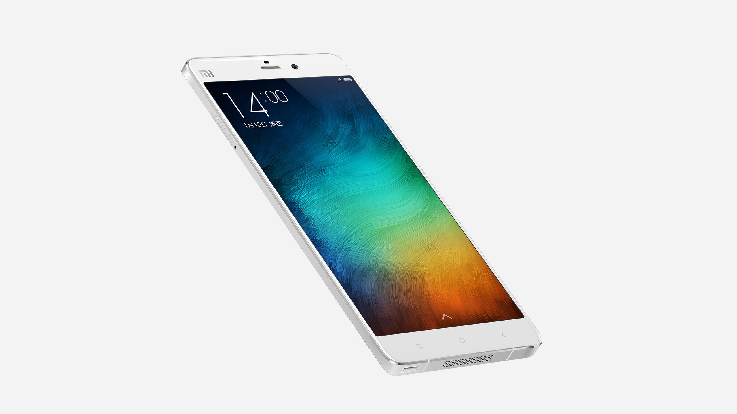 Xiaomi Mi Note Pro display
