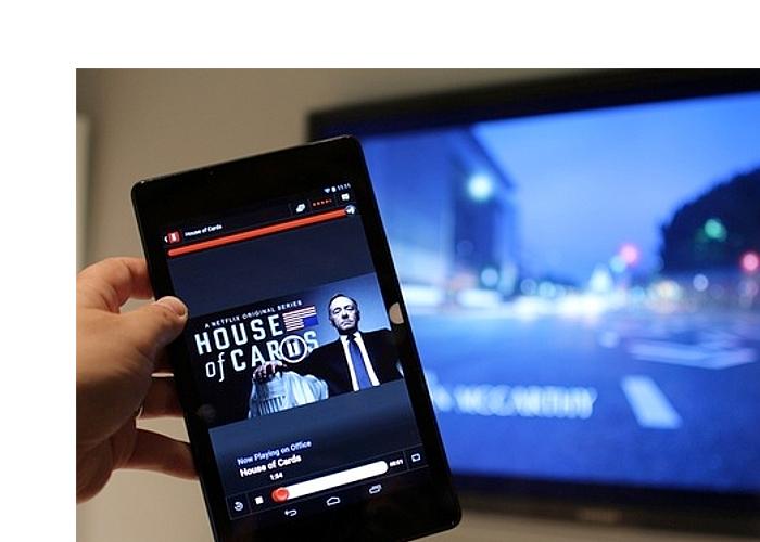 Netflix Chromecast