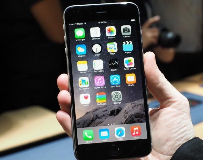 iphone 6S Plus e Nokia Lumia 950 Xl