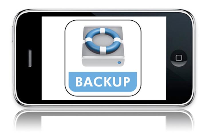 Backup-iPhone