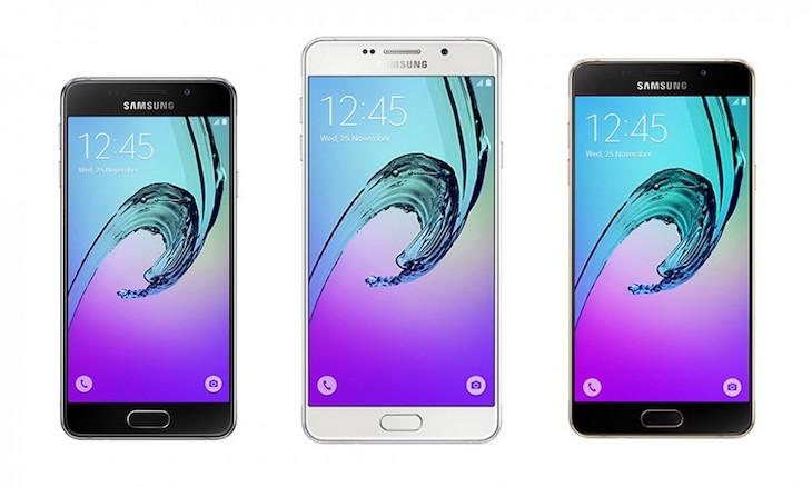 Ces 2017 i nuovi smartphone di samsung galaxy a7 a5 e a3 for Smartphone in uscita 2015