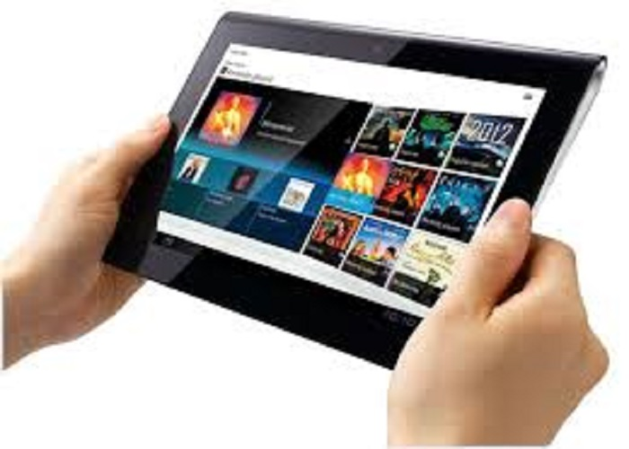 tablet..