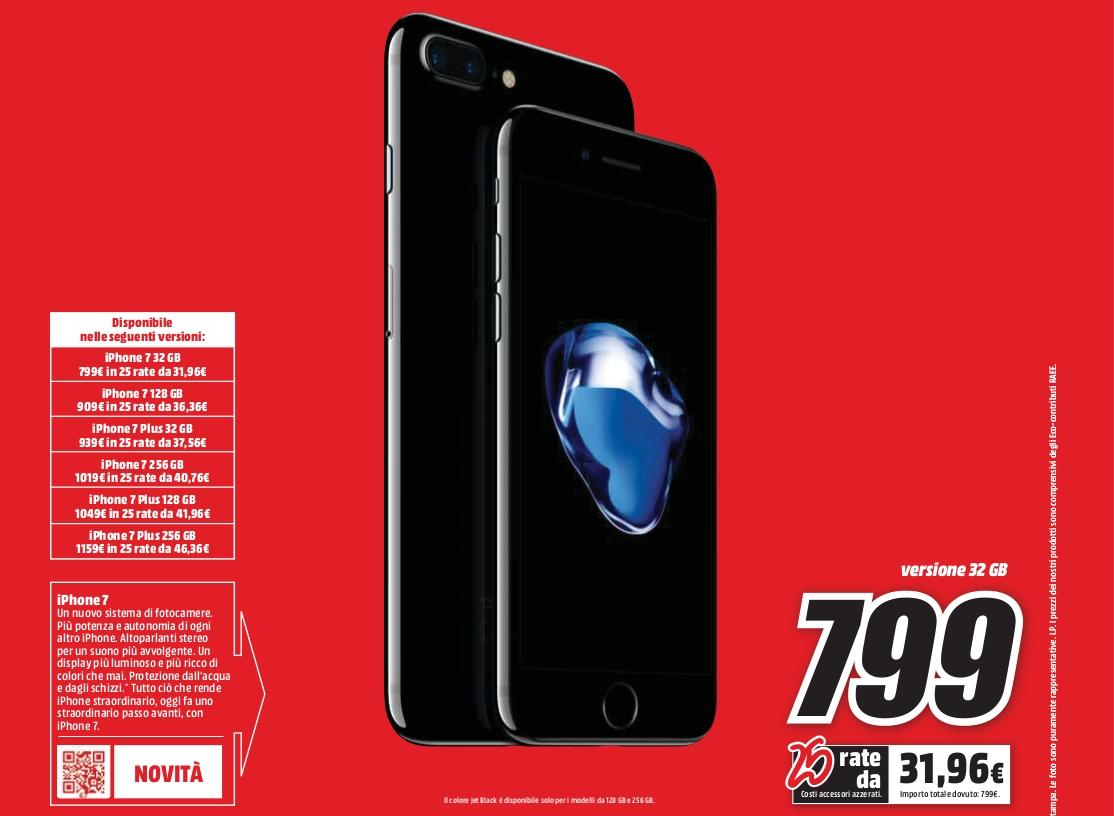 Acquista Accessori iPhone 7 iPhone 7 cover  MediaMarkt