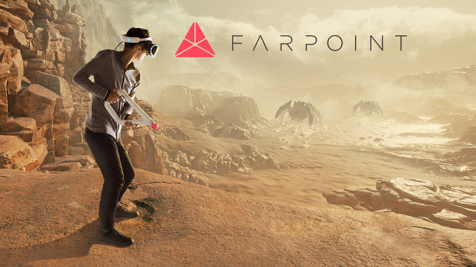 Farpoint Nuova Era Per La Realt 224 Virtuale E Non Solo Per