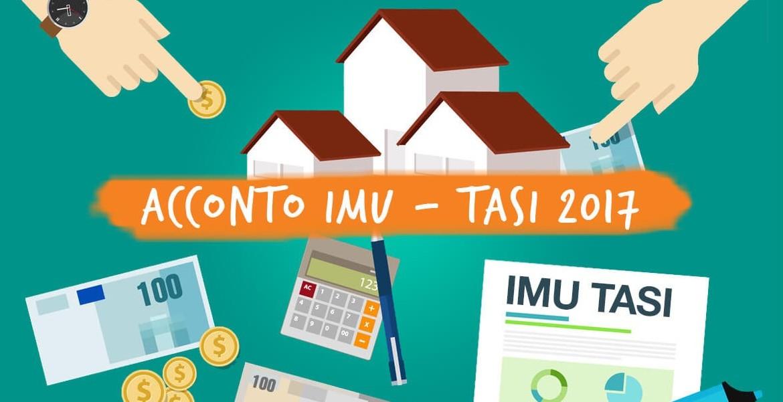 Tasi e imu prima rata giugno 2017 abitazione principale - Calcolo imu box seconda casa ...
