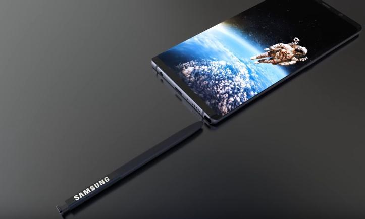 Samsung Galaxy Note 8: in Italia da Ottobre?
