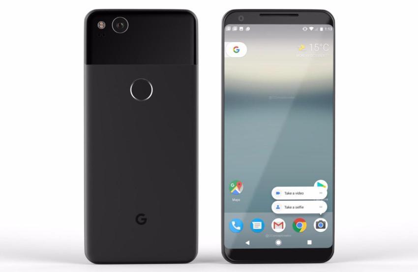 Google Pixel 2 e Pixel 2 XL in rampa di lancio