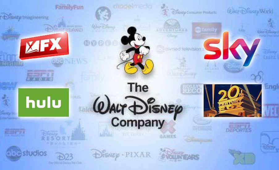 Walt Disney scommette sui canali sportivi di Murdoch