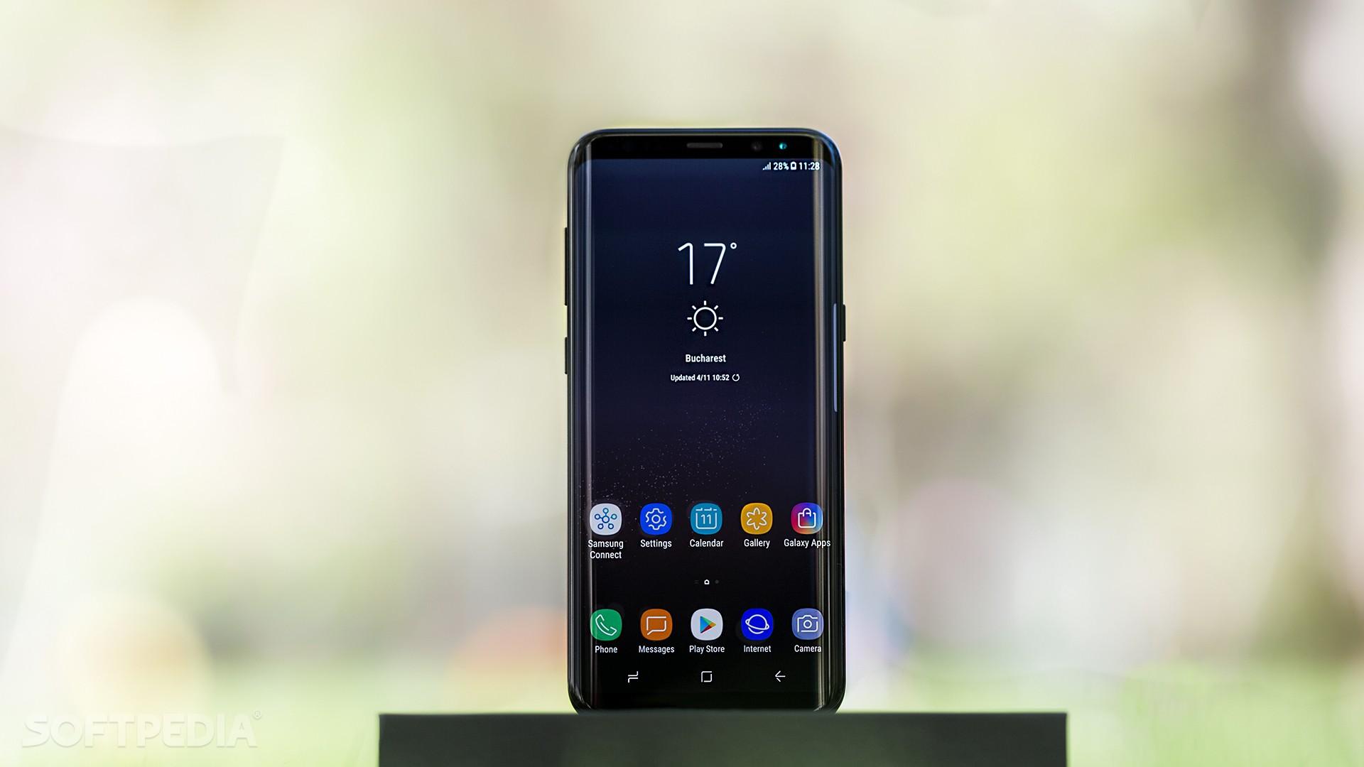Samsung galaxy s9 con android 8 1 oreo aggiornamento for Sfondi cellulare samsung galaxy