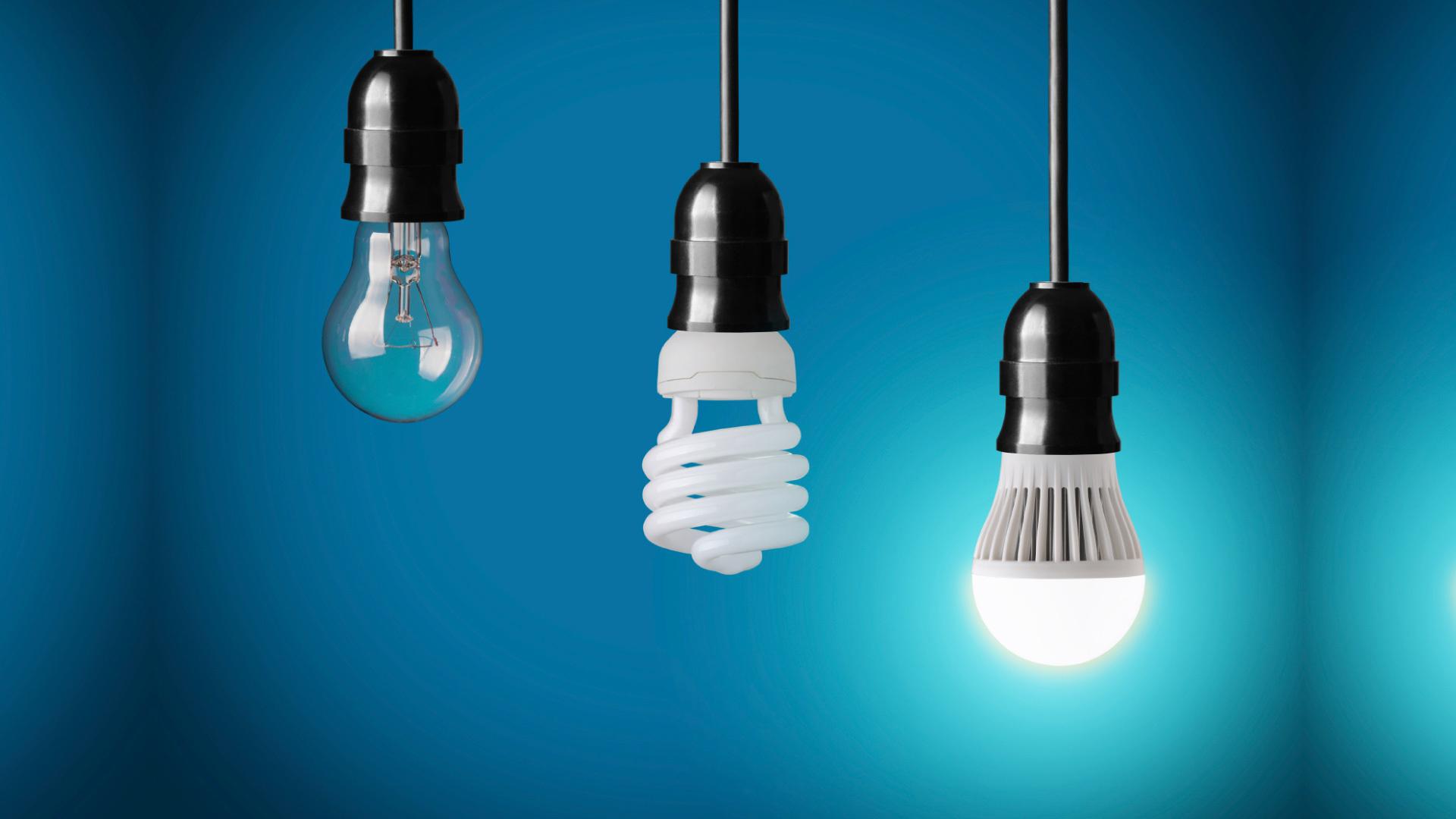 Lampadine alogene blocco della vendita da settembre for Vendita lampadine